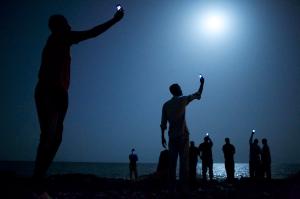 Fotografia anului 2013 - John Stanmeyer, SUA, VII pentru National Geographic